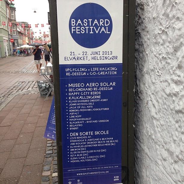 Bastard Festival, Copenhagen, Denmark, Helsingor