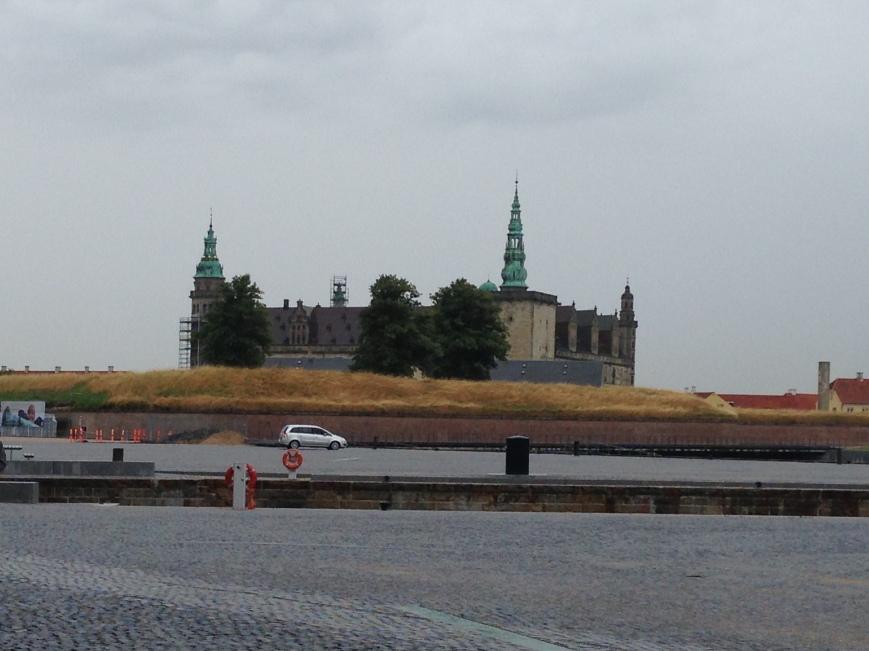 Kronborg, castle, helsingor, denmark, copenhagen, europe, travel